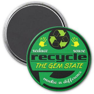 RRR The Gem State Magnet