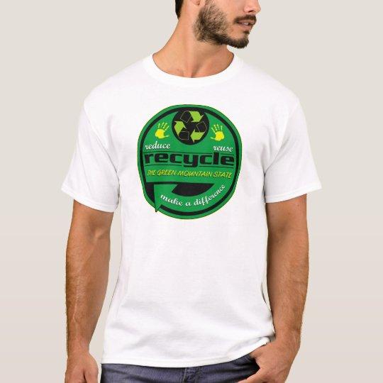 RRR The Green Mountain State T-Shirt