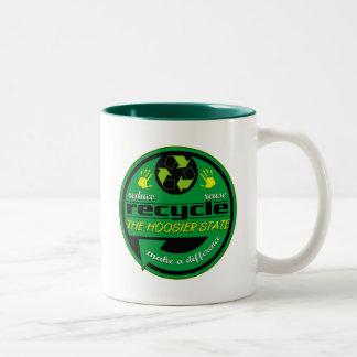 RRR The Hoosier State Coffee Mugs