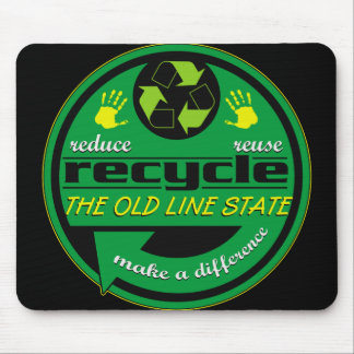 RRR The Old Line State Mouse Pad