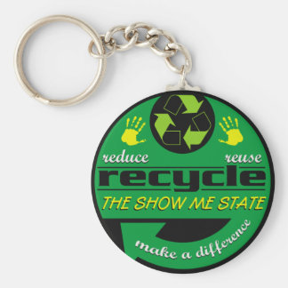 RRR The Show Me State Key Chain