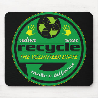 RRR The Volunteer State Mouse Pad