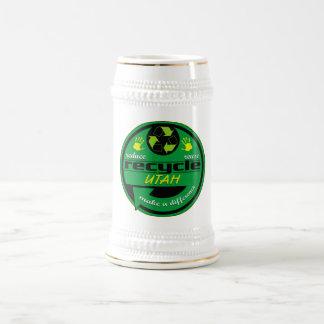 RRR Utah Beer Stein
