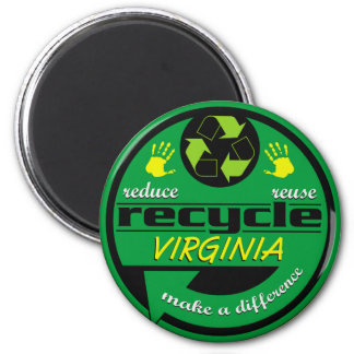 RRR Virginia Magnet