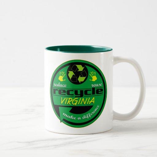 RRR Virginia Taza De Café