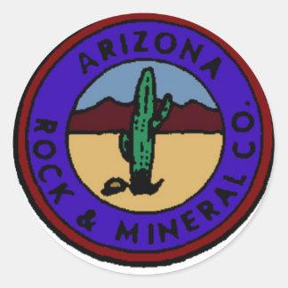 rrscenery.com classic round sticker