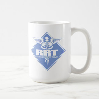 RRT Registered Respiratory Therapist Coffee Mug