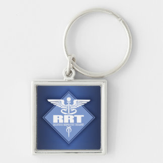 RRT Registered Respiratory Therapist Keychain