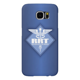 RRT Registered Respiratory Therapist Samsung Galaxy S6 Case