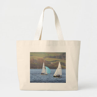 RS200 And Firefly Dinghies Large Tote Bag