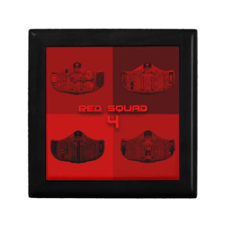RS4 Red Jewelry Boxes