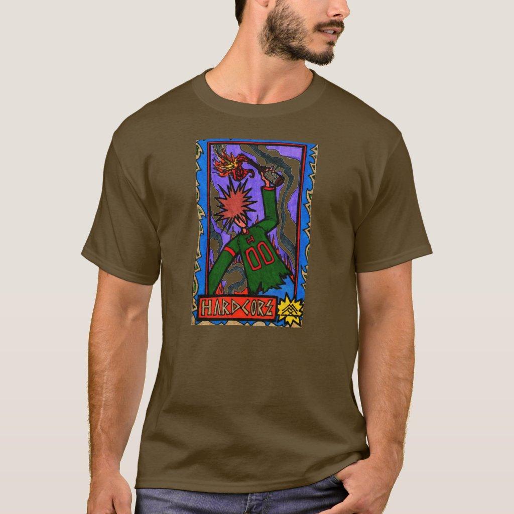 RSAlien 'MMA Hardcore' T-Shirt