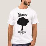 RSAlien 'Rutland MA Playera