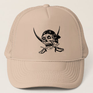 RSAlien 'Spec Ops Deaths Head' Trucker Hat