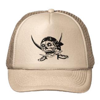 RSAlien 'Spec Ops Deaths Head' Trucker Hat