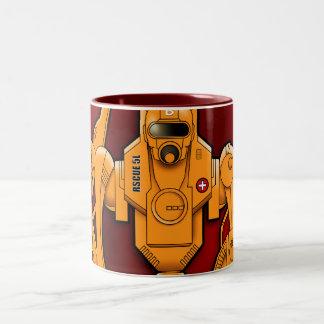 RSCUE 5L Two-Tone COFFEE MUG