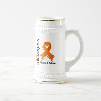 RSD Awareness 5 Reflex Sympathetic Dystrophy 18 Oz Beer Stein