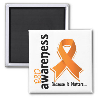 RSD Awareness 5 Reflex Sympathetic Dystrophy Magnet