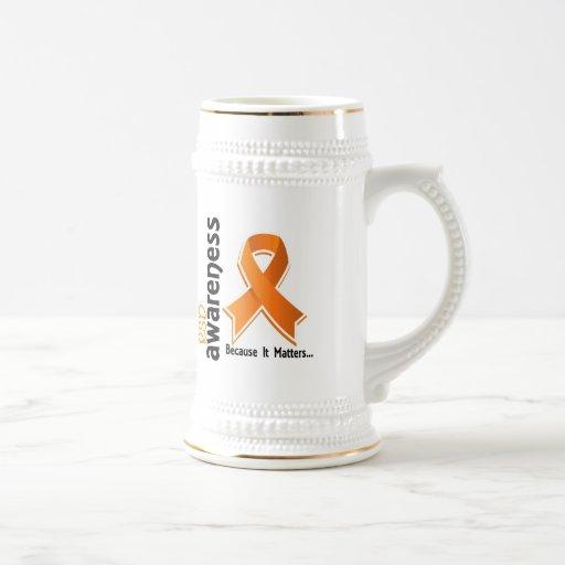 RSD Awareness 5 Reflex Sympathetic Dystrophy Coffee Mugs