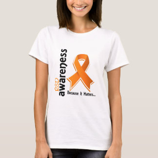 RSD Awareness 5 Reflex Sympathetic Dystrophy T-Shirt