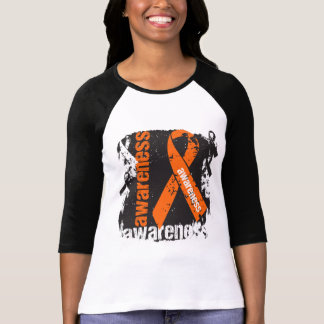 RSD Awareness Grunge Ribbon T-Shirt