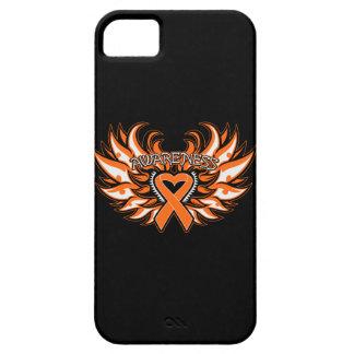 RSD Awareness Heart Wings iPhone 5 Case