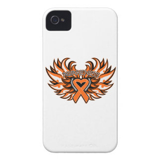 RSD Awareness Heart Wings iPhone 4 Cover