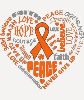 RSD Awareness Heart Words Dresses