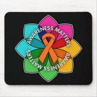 RSD Awareness Matters Petals Mouse Pad