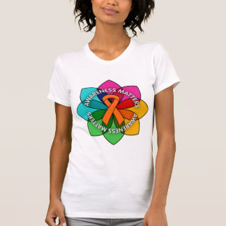 RSD Awareness Matters Petals T Shirt