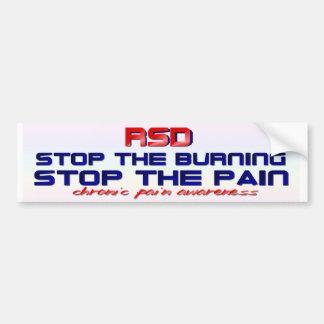 RSD Bumper Sticker