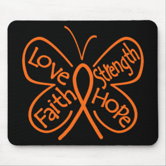 RSD Butterfly Inspiring Words Mouse Pad
