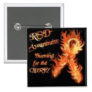 RSD/CRPS awareness Button