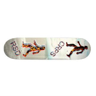 RSD/CRPS Glacier Skateboard