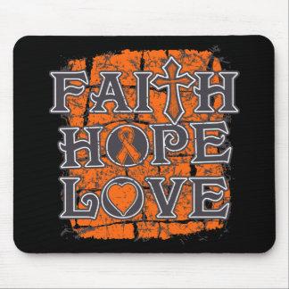 RSD Faith Hope Love Mouse Pad