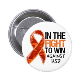 RSD - Fight To Win 2 Inch Round Button