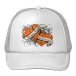 RSD Hope Faith Dual Hearts Trucker Hat