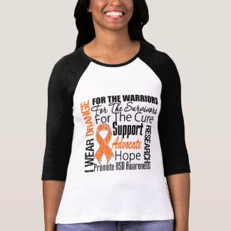 RSD I Wear Orange Ribbon Tribute T-shirt