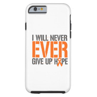 RSD I Will Never Ever Give Up Hope iPhone 6 Case