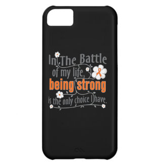 RSD In The Battle iPhone 5C Cover