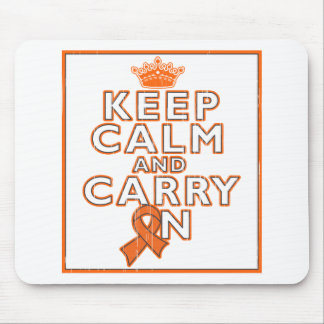 RSD Keep Calm and Carry ON Mouse Pad