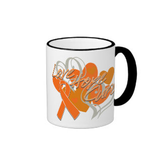 RSD Love Hope Cure Ringer Mug