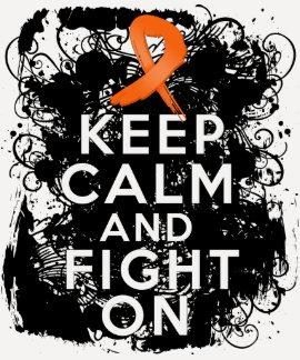 RSD mantienen tranquilo y la lucha On.png T-shirt