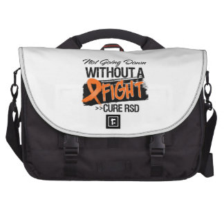RSD Not Going Down Without a Fight Computer Bag