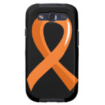 RSD Orange Ribbon 3 Samsung Galaxy S3 Cover