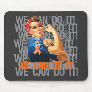 RSD Rosie WE CAN DO IT Mouse Pad