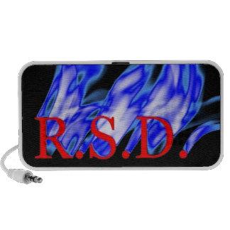 RSD speaker