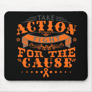 RSD Take Action Fight For The Cause Mouse Pad