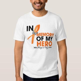 RSD Tribute In Memory of My Hero T-Shirt