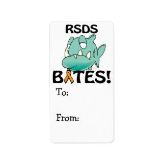 RSDS BITES LABEL
